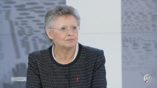 Vaccin contre Ebola: entretien avec la virologue Françoise Barré-Sinoussi [RTS]