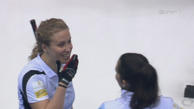 Playoff dames, Russie - Suisse (5-6): superbe fin de match très, c'est finalement la Suisse qui s'impose et va en final [RTS]
