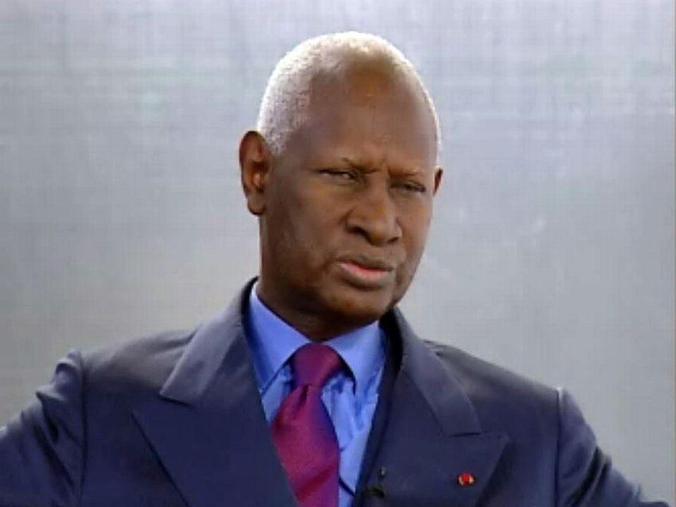 Défense du français: entretien avec Abdou Diouf.