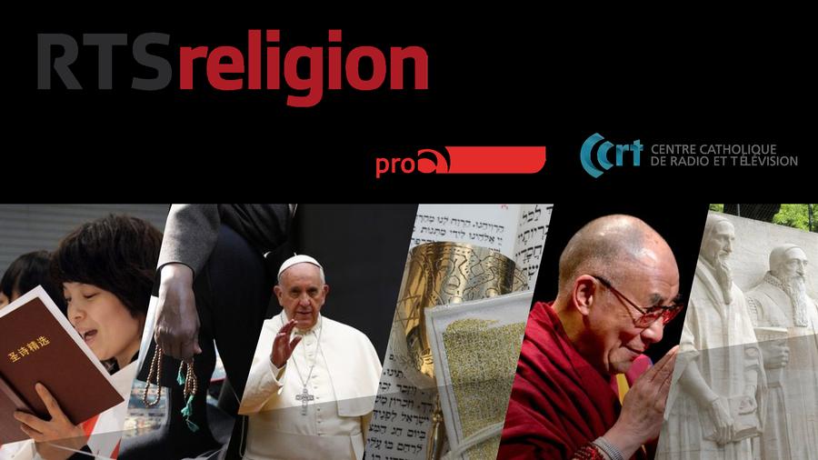 Le portail RTSreligion.ch, les rendez-vous du religieux.