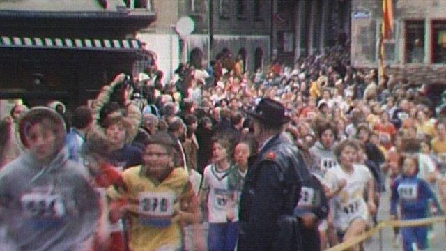 La Course de l'Escalade en 1981 [RTS]