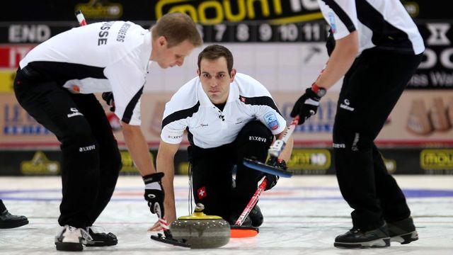 A défaut de l'or, Sven Michel et ses coéquipiers se contenteront du bronze. [Pascal Muller - EQ]