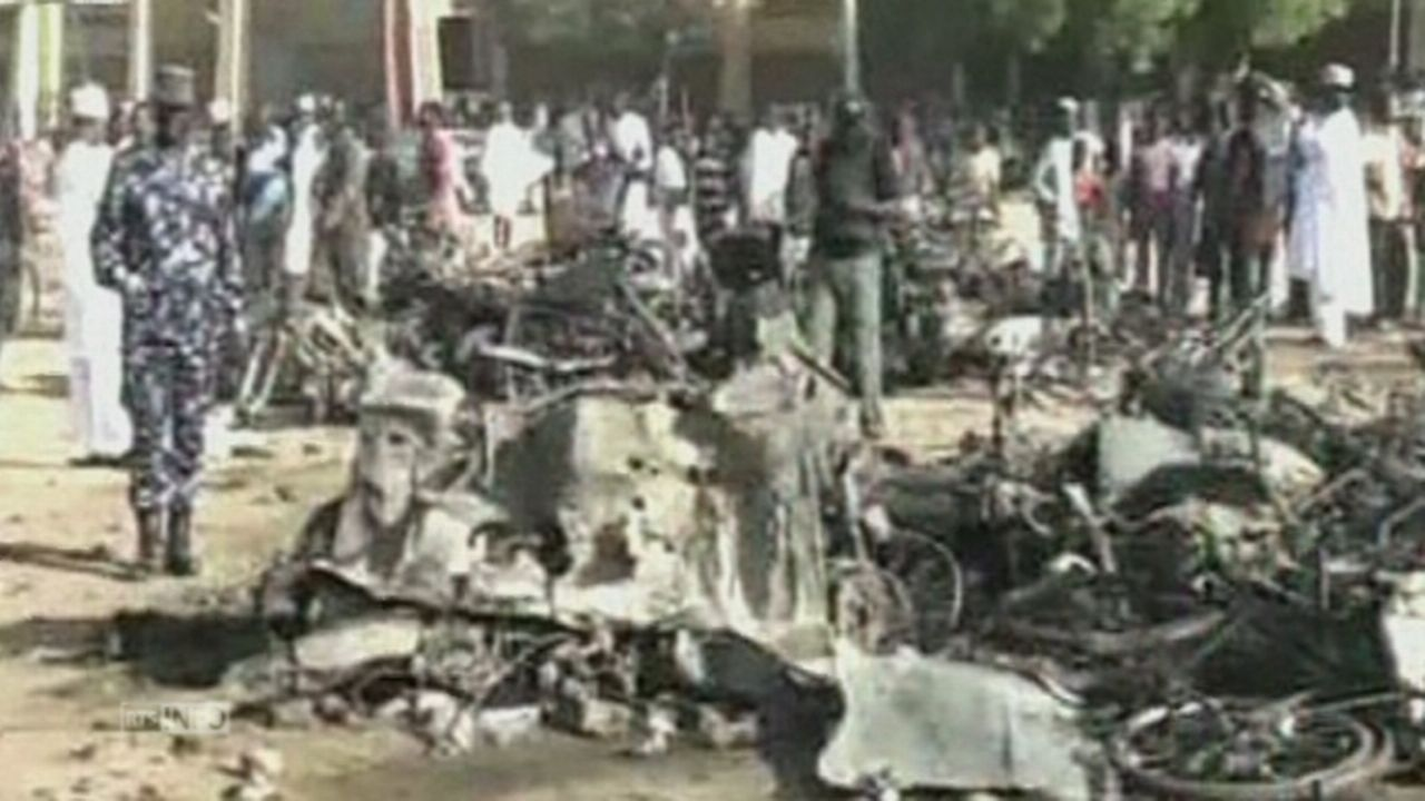 Au moins 120 tués dans l'attaque de la mosquée de Kano au Nigeria [RTS]