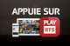 Appuie sur Play RTS. [RTS]