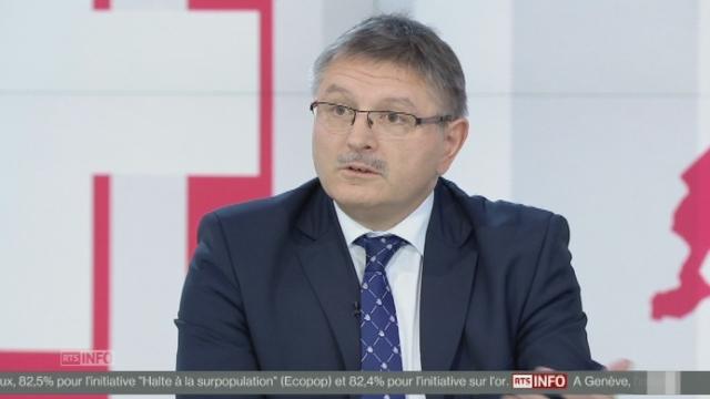 """""""Le Jura est prêt à accueillir des forfaitaires fiscaux"""" [RTS]"""
