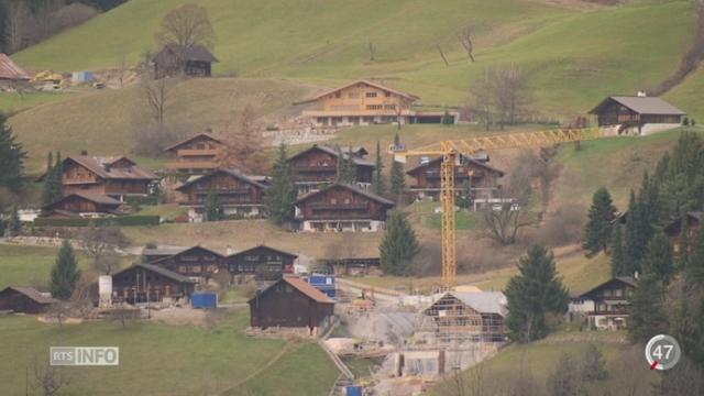 Certaines communes du canton de Vaud sont particulièrement satisfaites du rejet de l'initiative contre les forfaits fiscaux [RTS]
