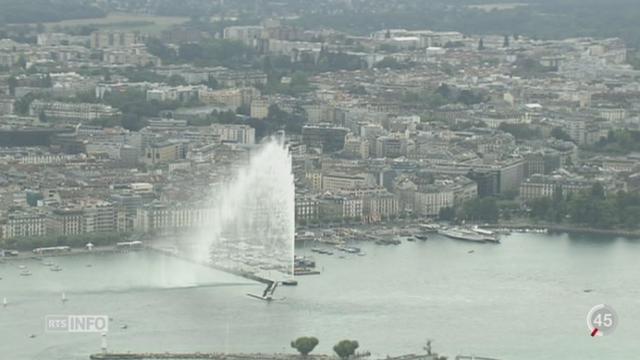 Les conseillers d'État des cantons de Vaud, Genève et du Valais sont soulagés du rejet de l'initiative contre les forfaits fiscaux [RTS]