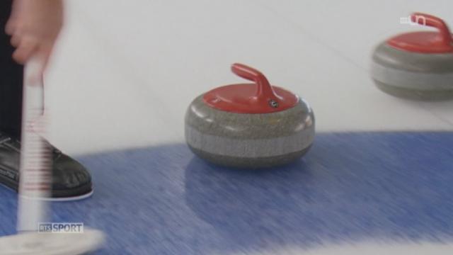 Mag: les meilleures pierres de curling sont fabriquées en Ecosse [RTS]