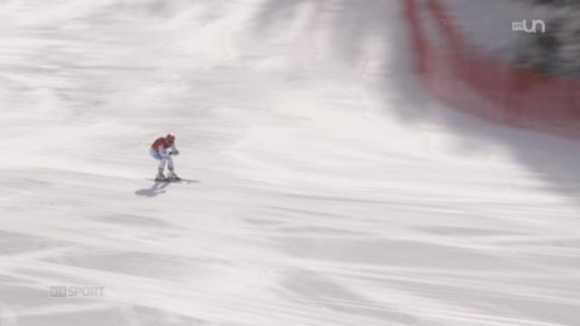 Ski alpin: l'équipe masculine suisse connaît un renouveau [RTS]