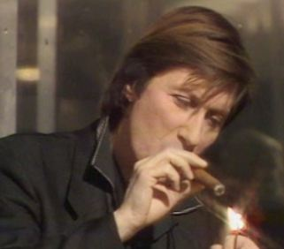 Fumeur de havane