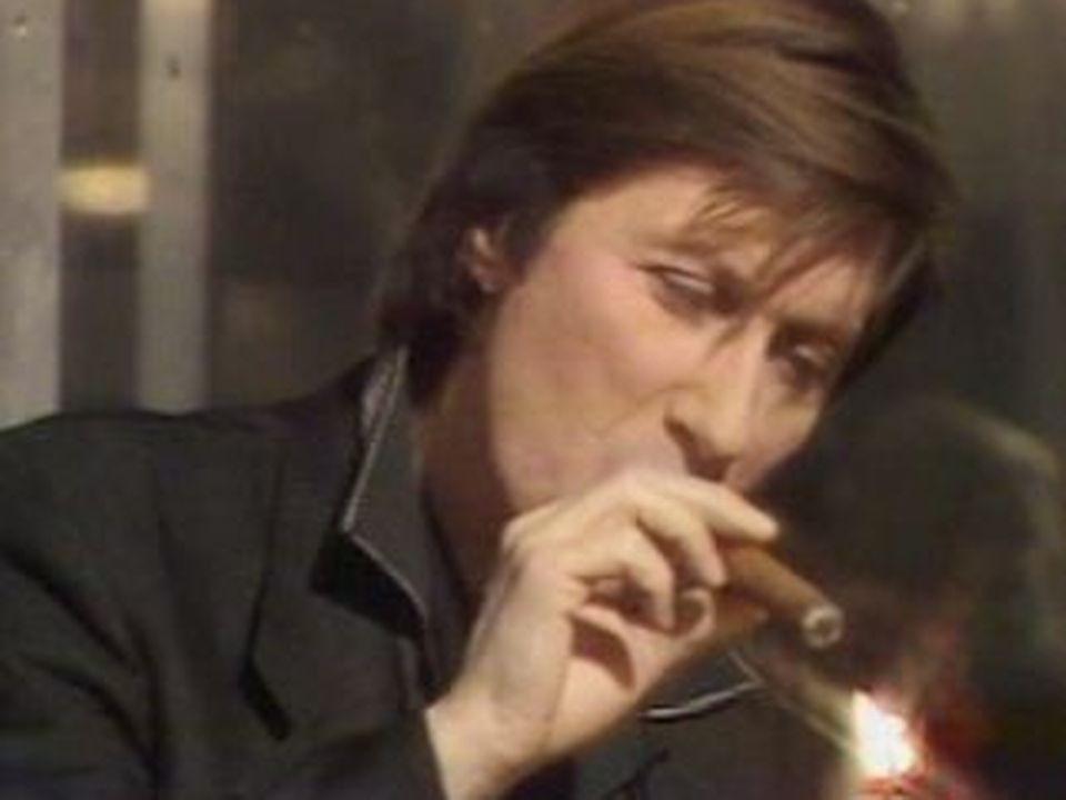 Jacques Dutronc, l'homme au cigare. [RTS]