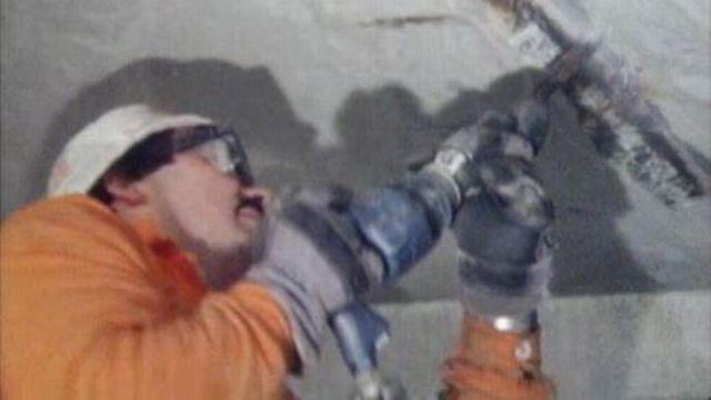 La corrosion, grande ennemie des ponts. [RTS]