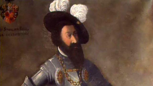 Il fut un personnage puissant dans le Valais du XVIIe siècle. [RTS]