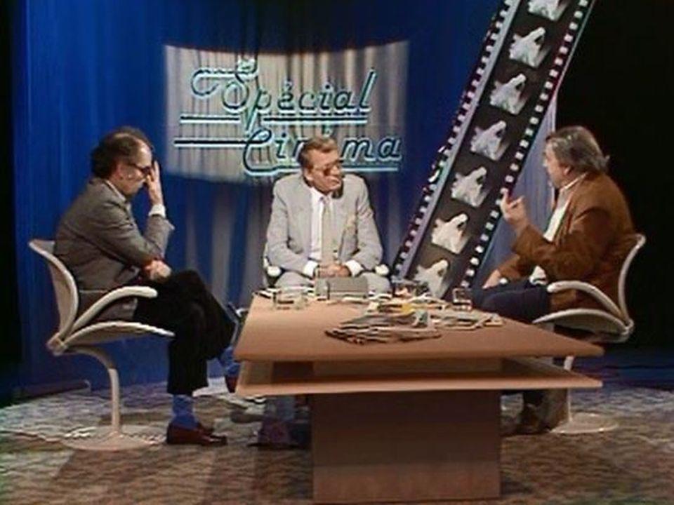 Tanner et Godard, deux approches différentes du cinéma. [RTS]
