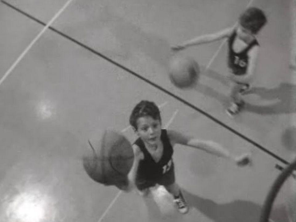 Le mini basket-ball, 1969. [RTS]