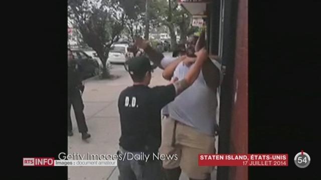 USA: une nouvelle affaire de policier relaxé fait polémique [RTS]