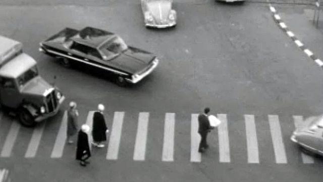 Automobilistes, respectez les règles et soyez courtois.