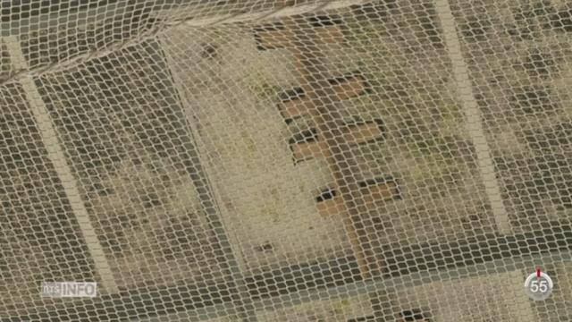 Le stade de glace à Bienne est dans un état critique [RTS]