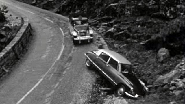 Précautions à prendre pour la conduite en montagne.