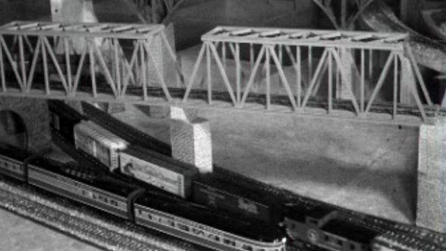 Les trains miniatures ont toujours fasciné les petits et les grands.