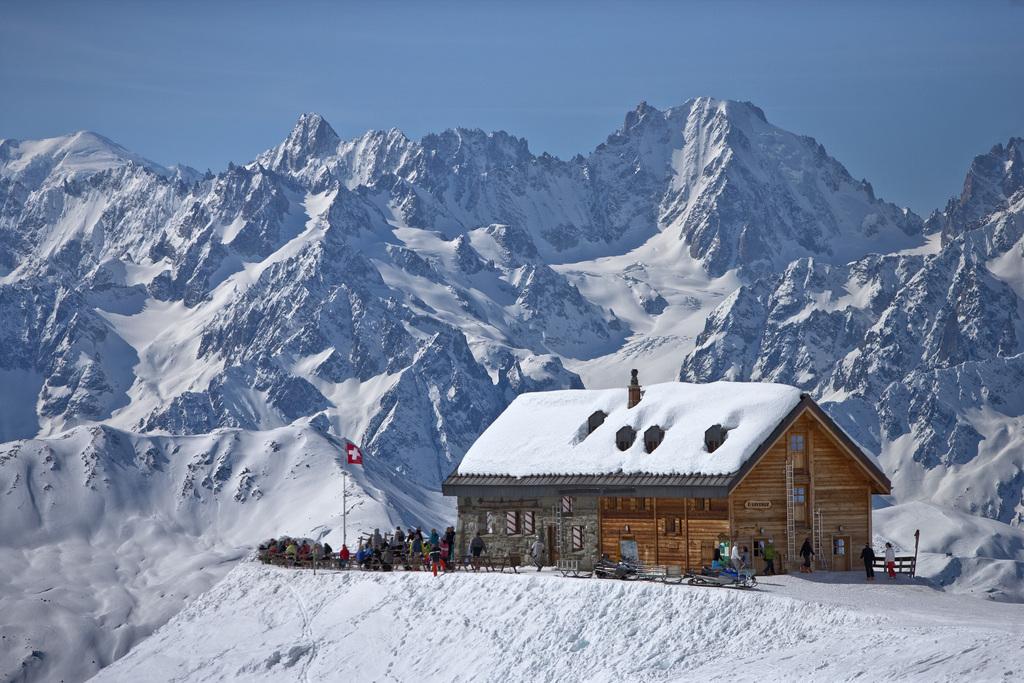 Chute des températures sous le zéro degré sur le plateau suisse