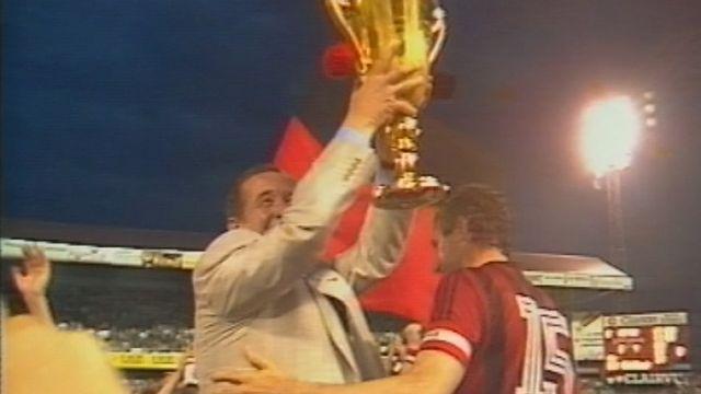 Xamax champion suisse. [RTS]