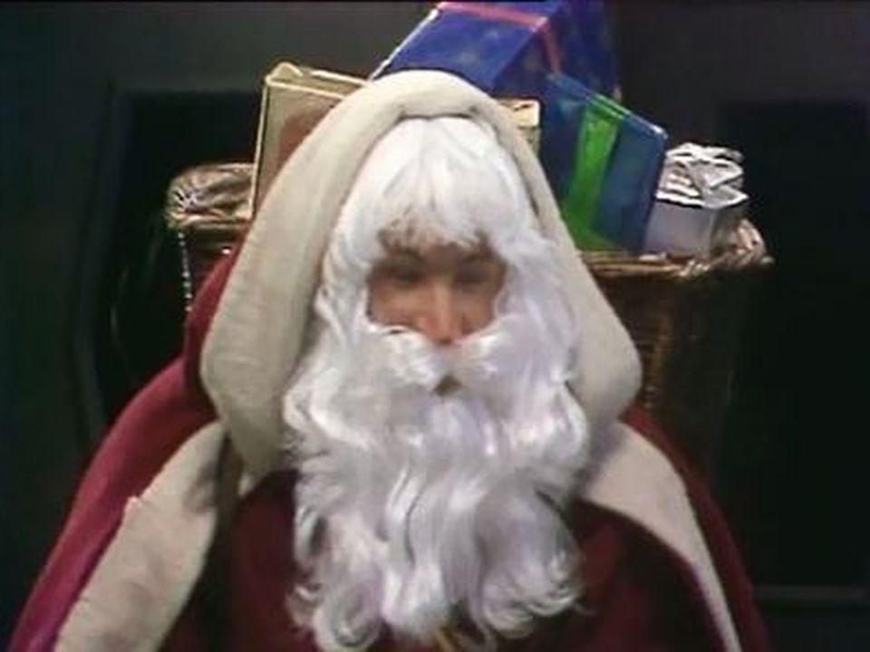 Noël, ce n'est pas seulement pour les petits enfants sages... [RTS]