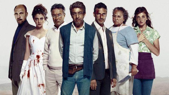 """L'affiche du film """"Relatos Salvajes – Les nouveaux sauvages"""". [Warner Bros]"""