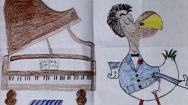 Maestro Dodo au pupitre pour une soirée classique du tonnerre. [RTS]