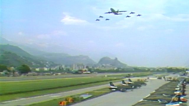 Sion Air Show 1986. [RTS]