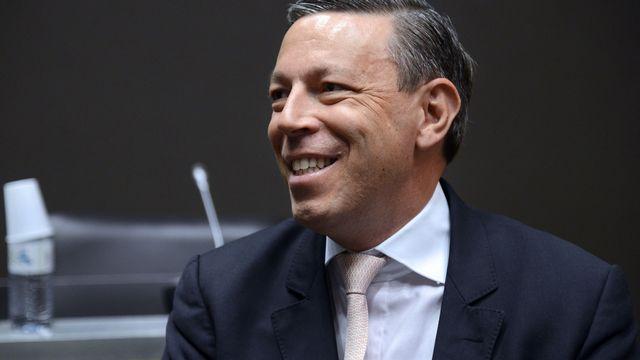 Pierre Condamin-Gerbier. [Bertrand Gay - AFP]