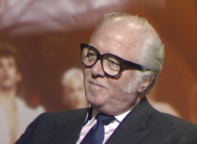 Richard Attenborough en 1986