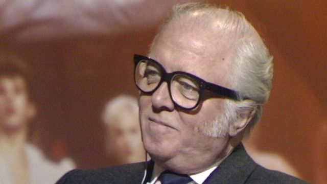 Richard Attenborough en 1986 [RTS]