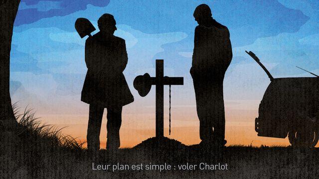 """L'affiche du film """"La rançon de la gloire"""". [DR]"""