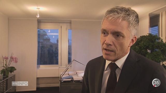 Le premier djihadiste suisse de retour de Syrie n'ira pas en prison [RTS]