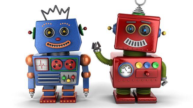 Robots Rigolos [© Carsten Reisinger - Fotolia]