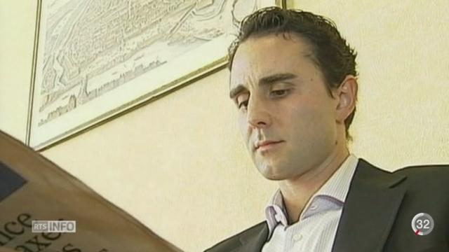 Hervé Falciani a été mis en accusation par le ministère public de la Confédération [RTS]