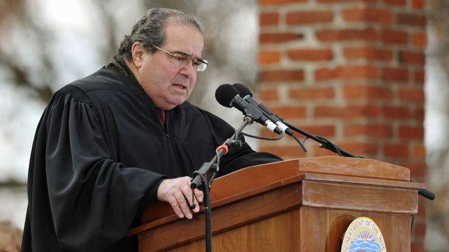 Antonin Scalia. [Mandel Ngan - AFP]