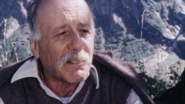 Maurice Chappaz parle de l'oeuvre picturale de son beau-père. [RTS]