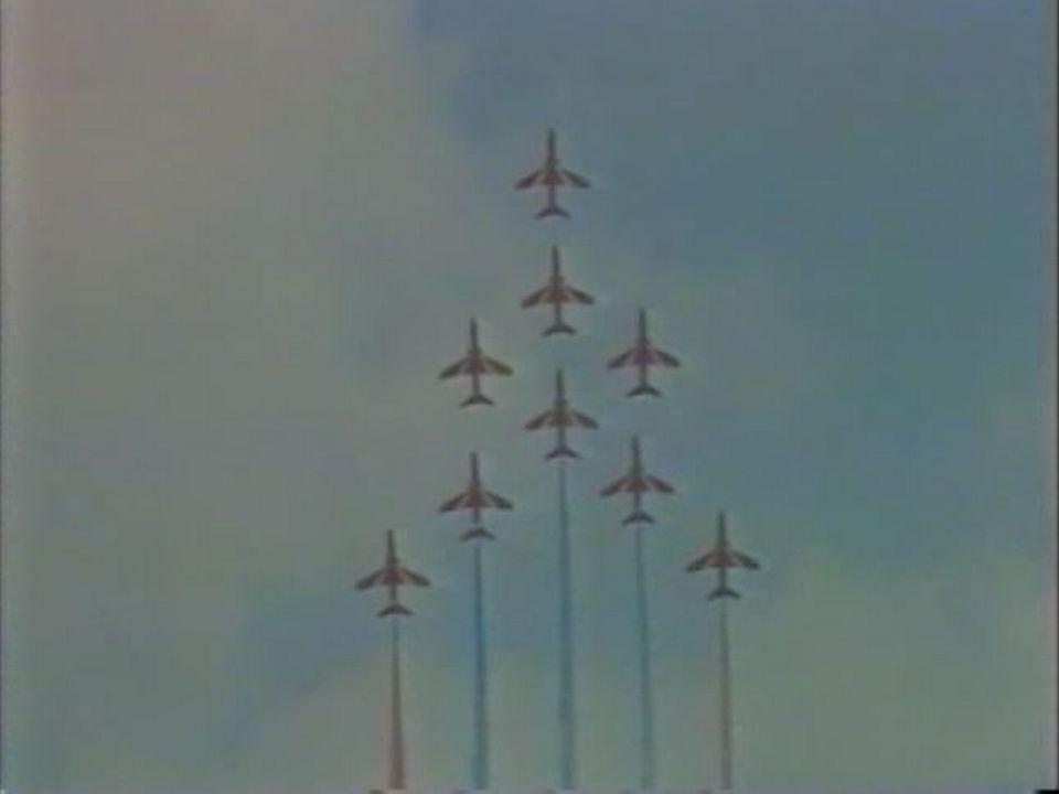 Bex 1985, les moments forts. [RTS]