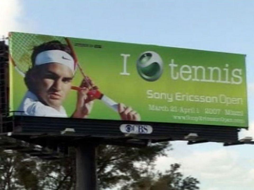 La présence de Federer est gage de succès pour le tournoi de Miami.