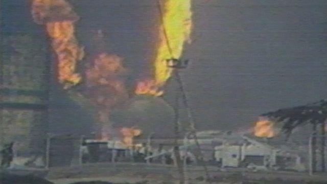 Accidents industriels: une civilisation du risque? [RTS]