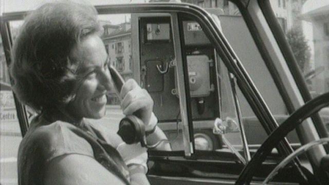 Femme taxi [TSR 1966]