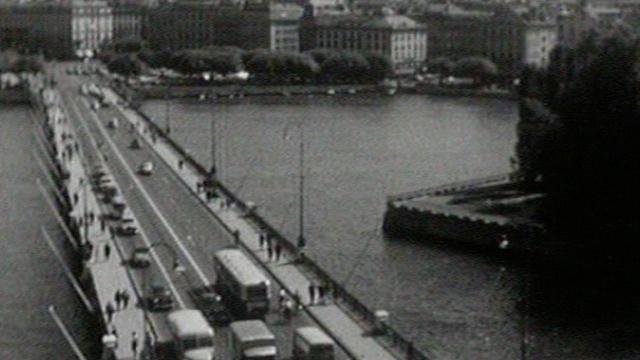 Genève en 1959 [TSR 1959]