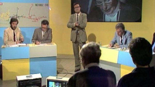 Une émission exceptionnelle de Tell Quel lance un débat animé. [RTS]