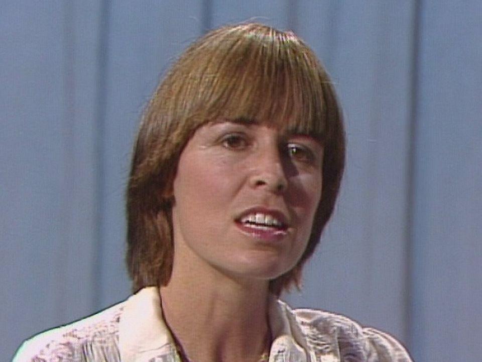 Amélie Plume, 1984. [RTS]