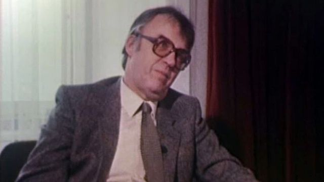André Charlet: diriger de la musique sacrée est un acte de de foi. [RTS]