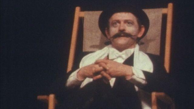 Le Théâtre Populaire Romand et Blaise Cendrars, 1984. [RTS]