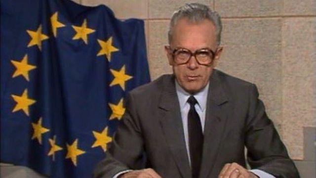 Le président de la Confédération appelle les Suisses à fêter l'Europe. [RTS]