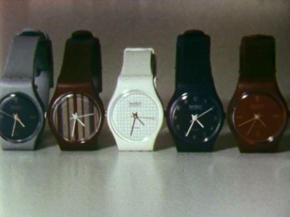 Prix, design, qualité: la montre Swatch a tout pour plaire! [RTS]